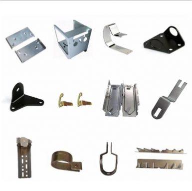 Zakázkové kovové konzoly pro svařování lodí na marinetime