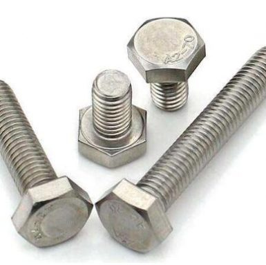DIN933 šestihranný šroub A2 70 nerezová ocel 304 a 316