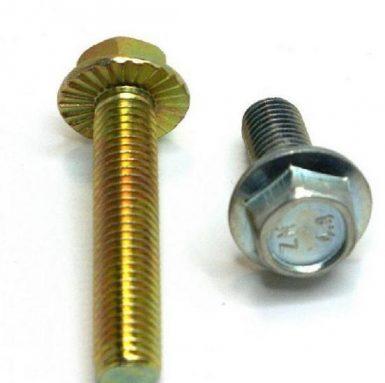 Šrouby s vnitřním šestihranem DIN 6921 pozinkované