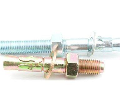 Kotevní kotvy z pozinkované oceli M6 až M20