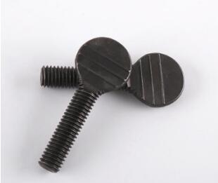 Černý oxid palcový šroub